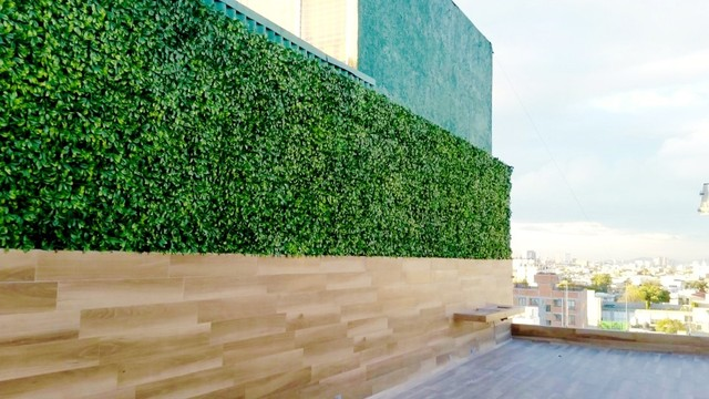 Artificial Hedge Walls