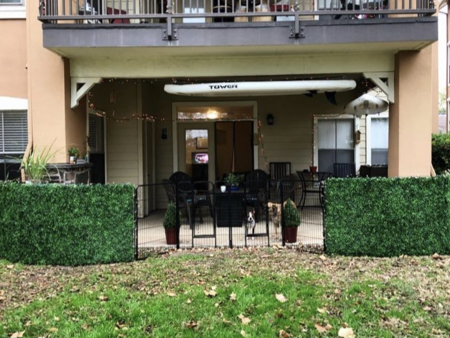 Artificial Boxwood Hedge UV Protected